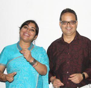 Artist-&-Singer-Dr-Soma-Ghosh-and-Dr-Mukul-Dabholkar-in-2010